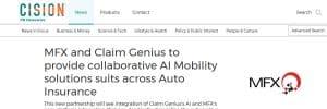 MFXCollboration - MFX and Claim Genius collaboration