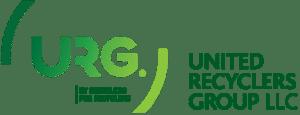 urg logo stacked - United Recyclers Group & Claim Genius: Strategic Partnership