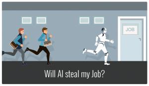 Blog05 Will AI steal my Job 1 - Will AI steal my Job?