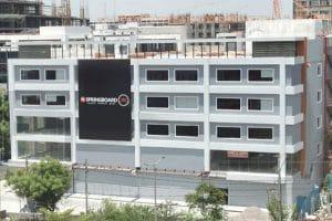 Hyderabad Office Longshot