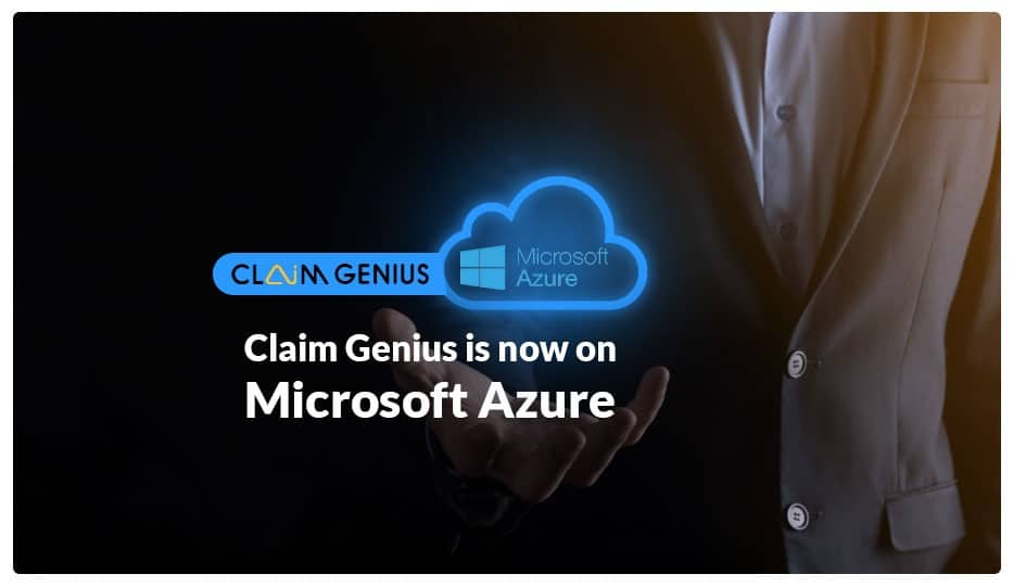 CG AI Claims Solutions Now On MS Azure