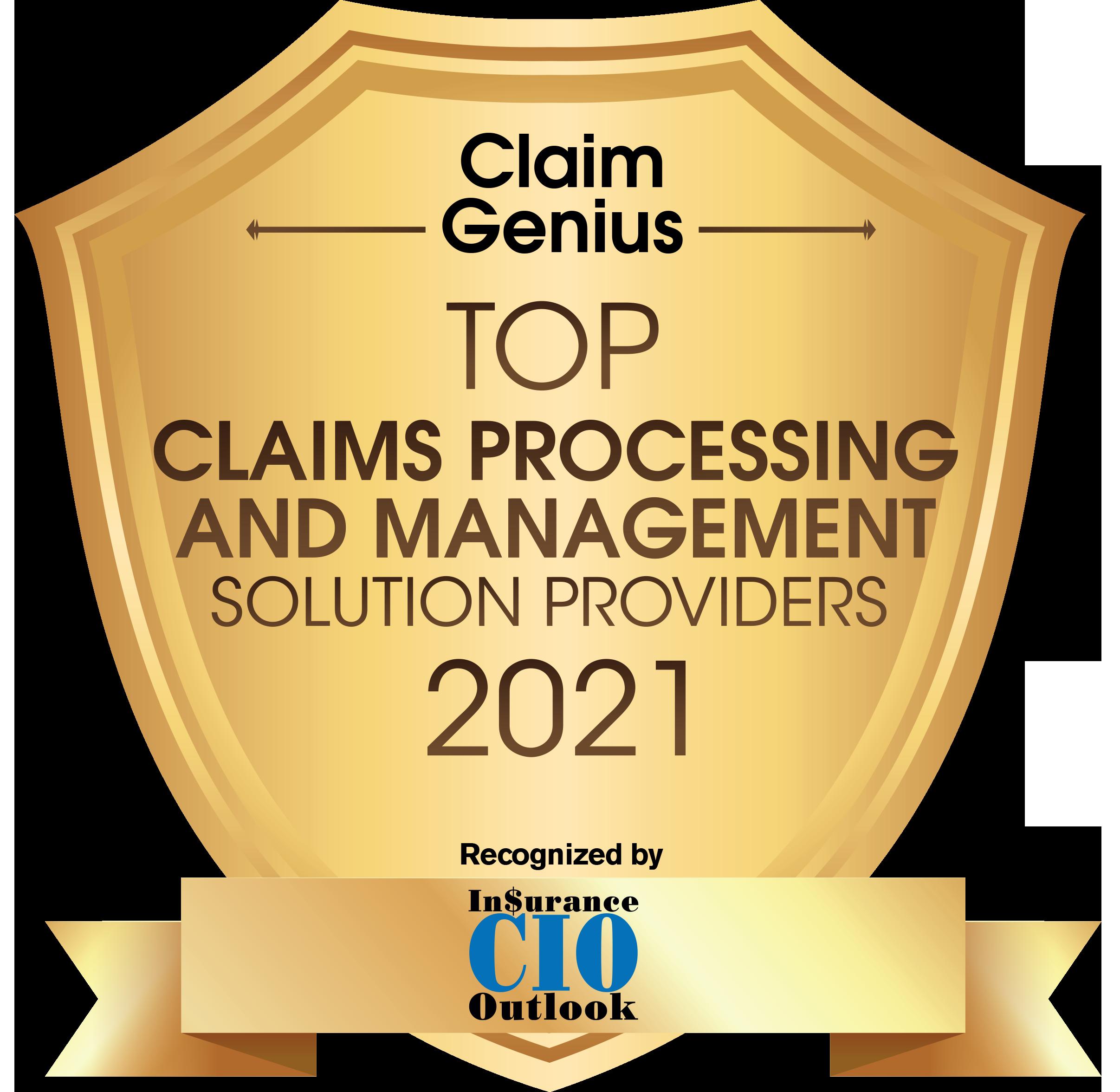 Claim Genius Bags The CIO Insurance Outlook Award