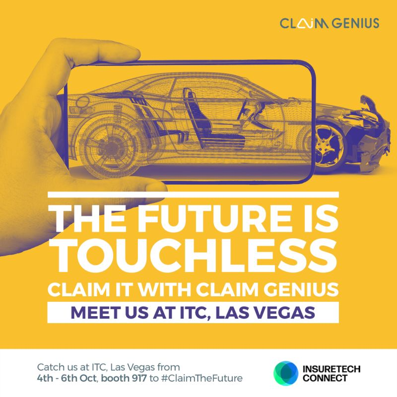The Future Is Touchless - Booth 917 At ITC Las Vegas 2021