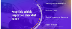 4 Steps Of The Vehicle Inspection Process