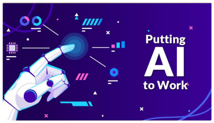 Putting AI to work