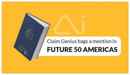 Claim Genius In Future50 Americas